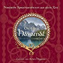 Die Edda - Havamal: Nordische Spruchweisheiten aus alter Zeit Hörbuch von Karl Simrock Gesprochen von: Achim Höppner