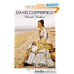 DAVID COPPERFIELD (with all 40 original illustrations by Phiz)