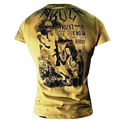 "Yakuza Ink T-Shirt ""Trust Me"" - 406 dandelion BRANDNEU S-3XL"