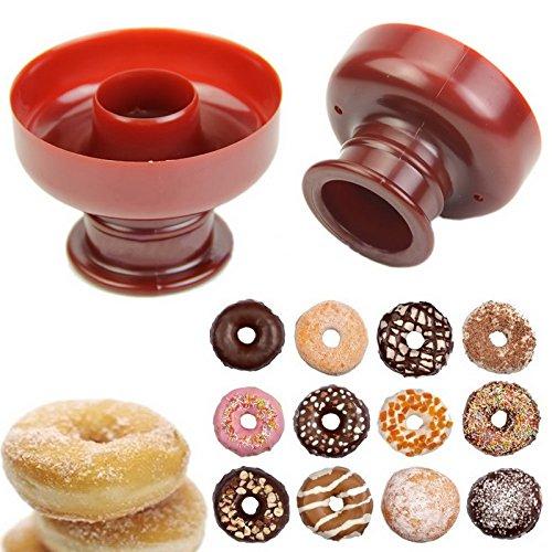Amazing Trading Tm Donut Maker Mold Fondant Cake Bread