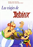 img - for Los Viajes De Asterix book / textbook / text book
