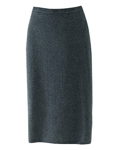 Silk Cashmere Skirt