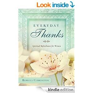 Everyday Thanks (Spiritual Refreshment for Women)