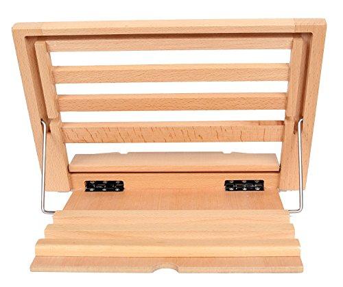 freshgadgetz-1-conjunto-de-atril-de-madera-de-alta-calidad-con-acabado-burlywood