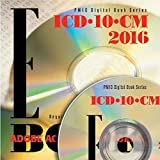 img - for ICD-10-CM 2016 Electronic Book book / textbook / text book