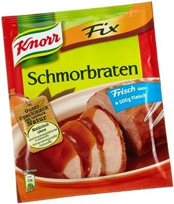 Knorr Fix für Schmorbraten, 5er Pack (5 x 41 g) von Knorr bei Gewürze Shop