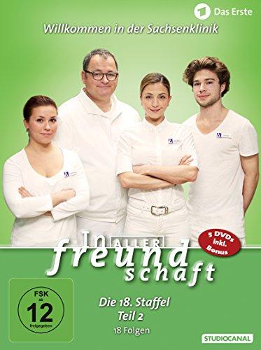 In aller Freundschaft - Die 18. Staffel, Teil 2