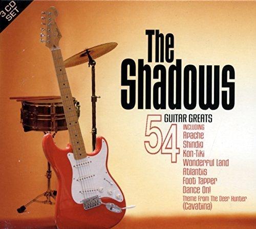 The Shadows - 54 Guitar Greats - Zortam Music