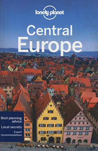 Central Europe 10 (Country Regional Guides)