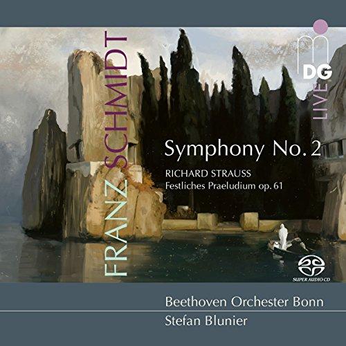SACD : STRAUSS / NOLL / BLUNIER - Symphony 2 / Festliches Praeludium 61