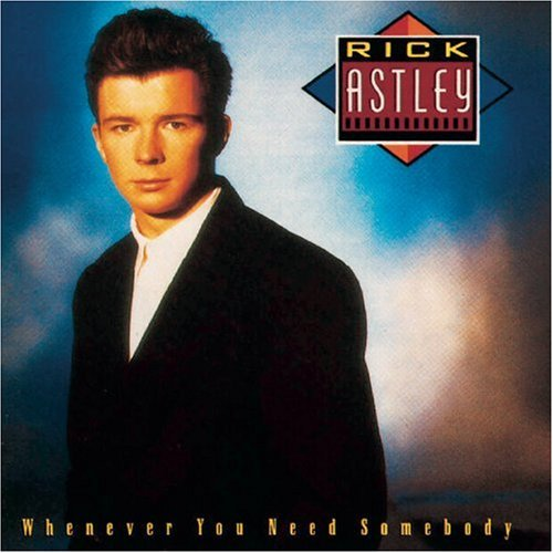 Rick Astley - Whenever you need somebody (LP) - Zortam Music