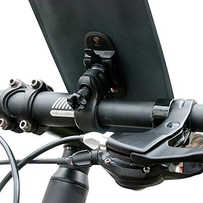 Wasserfeste BTR Fahrradlenker Handy- oder Smartphone-Halterung mit Schnellspannmontage-System