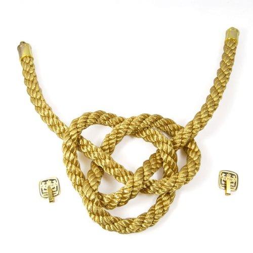 Jdm Gangster Luxury Racing Style Golden Kintuna For Interior Decor Emblem Badge