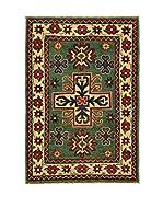 L'Eden del Tappeto Alfombra Uzebekistan Super Multicolor 64 x 94 cm