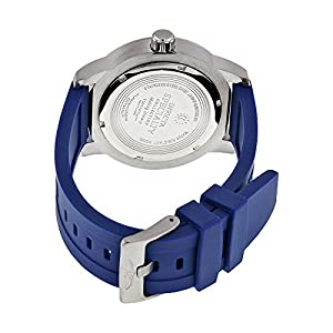 Invicta Men's 12847 Specialty Stainless Steel Watch with Blue Band by Invicta