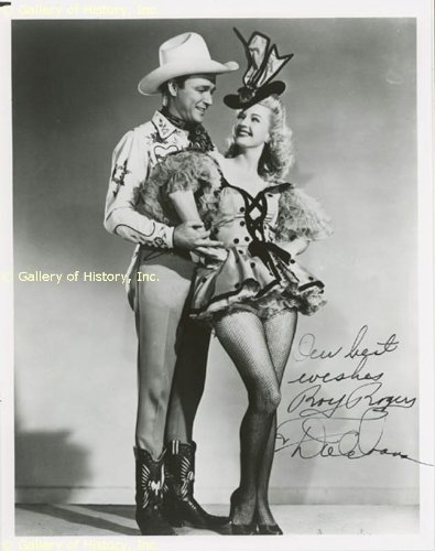 The Yellow Rose Of Texas Featuring Roy Rogers and Dancer