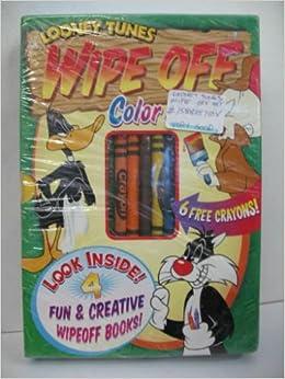 Looney Tunes Wipe Off Set: 9781588057501: Amazon.com: Books
