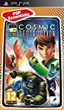 echange, troc Ben 10 ultimate Alien : cosmic destruction - collection essentiels
