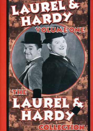 DVD : Laurel & Hardy Collection 1