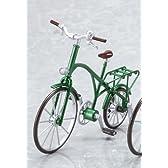 ex:ride ride.002 クラッシック自転車 メタリックグリーン