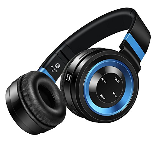 picun p6 drahtlose bluetooth 4 0 stereo on ear kopfh rer 2016 new generation. Black Bedroom Furniture Sets. Home Design Ideas