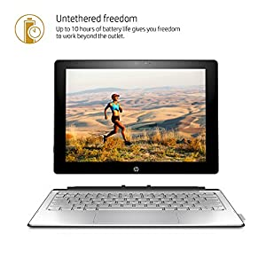 HP Spectre X2 12-a008nr 12 Detachable Laptop (Core M3-6Y30DC, 4GB RAM, 128GB SSD, Touch Screen)