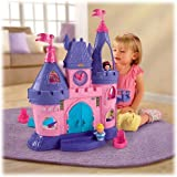 NEW Kids Girls' Dollhouse Fairytale Toy Fisher Price Disney Princess Song Palace