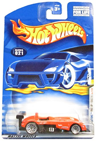 2001 First Editions #9 Panoz LMP-1 Roadster S #2001-21 Collectible Collector Car Mattel Hot Wheels 1:64 Scale - 1