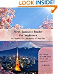 First Japanese Reader for beginners:...