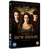 The Twilight Saga: New Moon (2 Disc Special Edition) [DVD] [2009]by Kristen Stewart