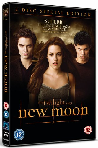 The Twilight Saga: New Moon (2 Disc Special Edition) [DVD] [2009]