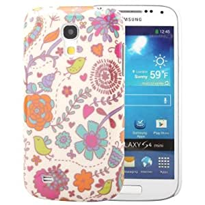 Painted Pattern Plastic Protective Shell for Samsung Galaxy S IV mini / i9190