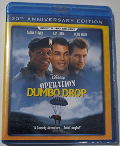 Disney Operation Dumbo Drop Blu-Ray 20th Anniversary Edition