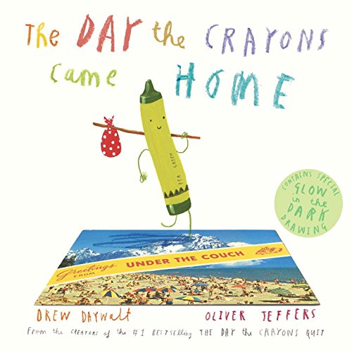 The Day the Crayons Came Home JungleDealsBlog.com