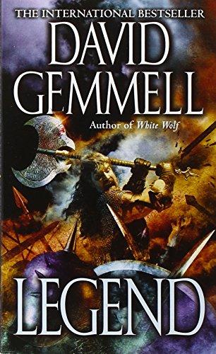 Legend (The Drenai Saga, #1)