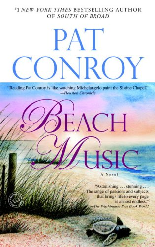 Beach Music Old, Pat Conroy
