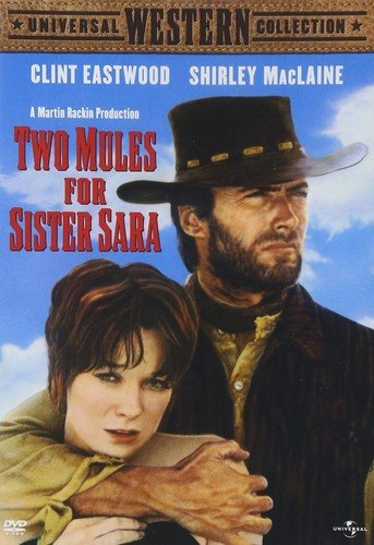 DVD : Two Mules for Sister Sara (, Dolby, Widescreen, Dubbed)