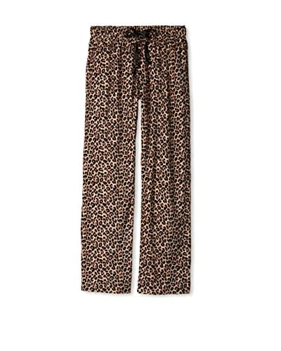 Rene Rofe Sleepwear Women's Micro Fleece Pant