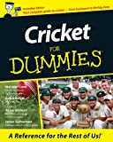 img - for Cricket For Dummies book / textbook / text book