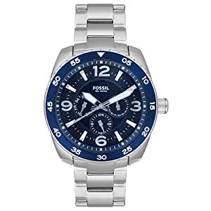 Fossil Men's BQ9373 Stainless Steel Watch