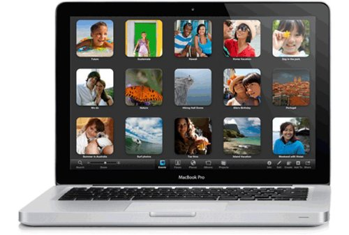 Apple MacBook Pro MD102LL/A 13.3-Inch Laptop (OLD VERSION)