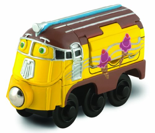Chuggington Wood Frostini Vehicle
