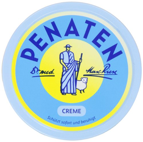 Penaten Baby Cream Crème Large, 5.1 Ounce