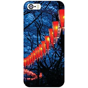 Apple iPhone 5S Back Cover - Shady Designer Cases