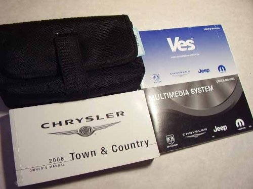 2008-chrysler-town-and-country-owners-manual