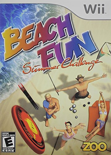Beach Fun - Nintendo Wii - 1