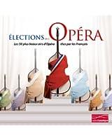Elections de l'opéra 2009