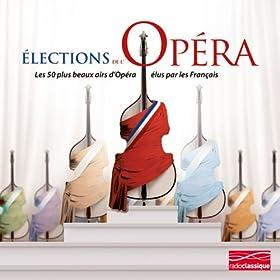 Elections de l'op�ra 2009