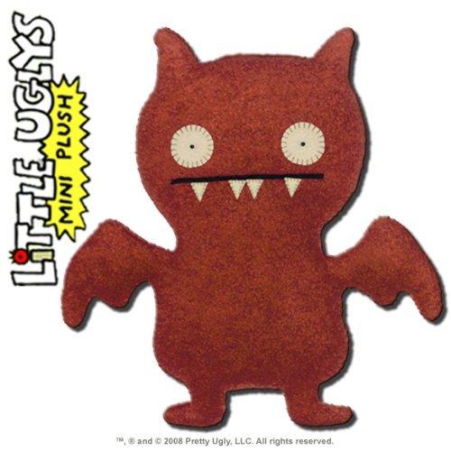 peluche-uglydoll-red-ice-bat-little-18-cm-by-ugly-dolls
