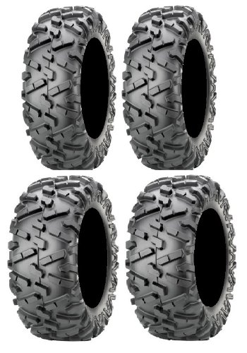 Full set of Maxxis BigHorn 2.0 Radial 26x9-14 and 26x11-14 ATV Tires (4) (Atv Tires Maxxis compare prices)